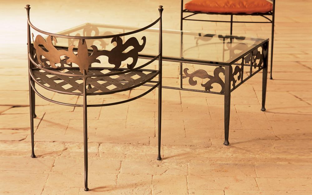Poltroncine ferro battuto letti in ferro battuto for Poltroncine in ferro da esterno