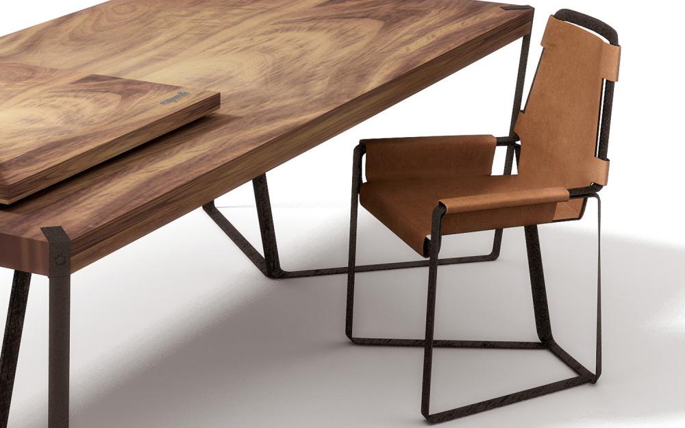 Emejing sedie in cuoio photos for Sedie cuoio prezzi