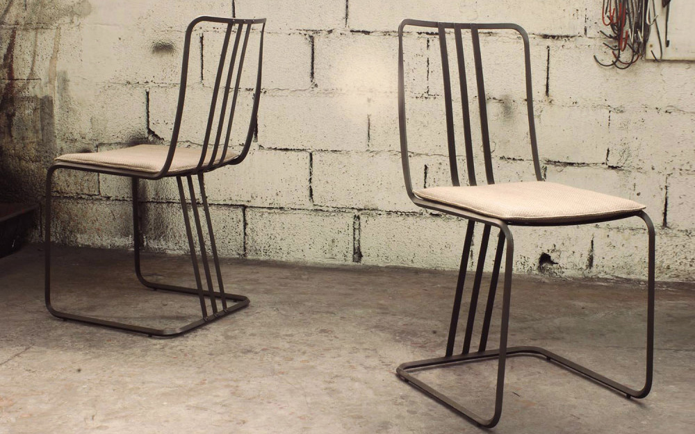 sedie ferro moderno - Letti in ferro battuto CAPORALI \