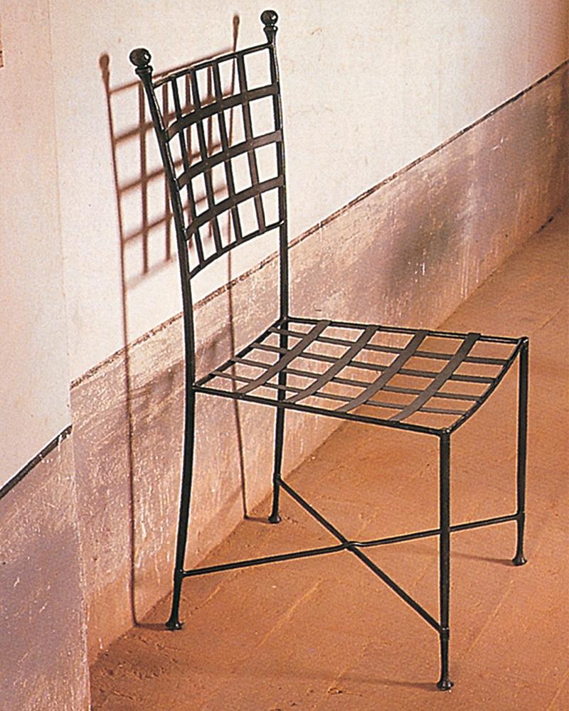 sedie in ferro battuto - Letti in ferro battuto CAPORALI \