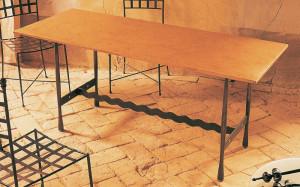 tavolo cocciopesto ars vivendi